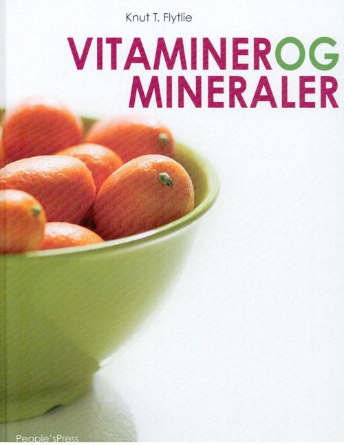 N/A Vitaminer og mineraler fra bog & mystik