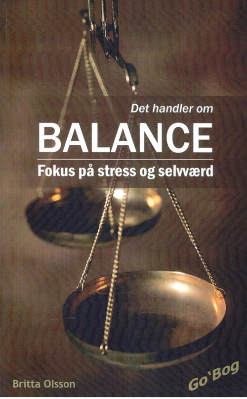 N/A Det handler om balance på bog & mystik