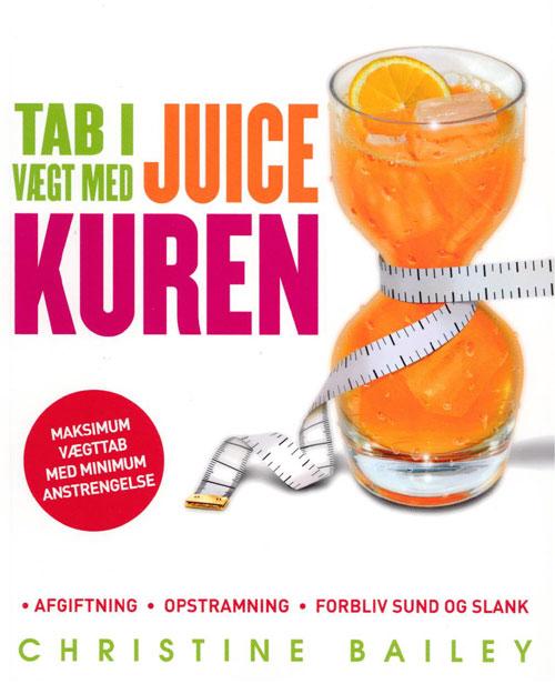 Tab i vægt med juicekuren