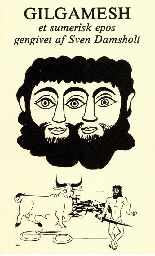 N/A – Gilgamesh fra bog & mystik
