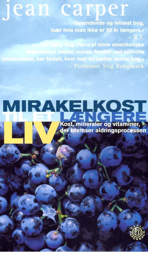 N/A – Mirakelkost til et længere liv på bog & mystik