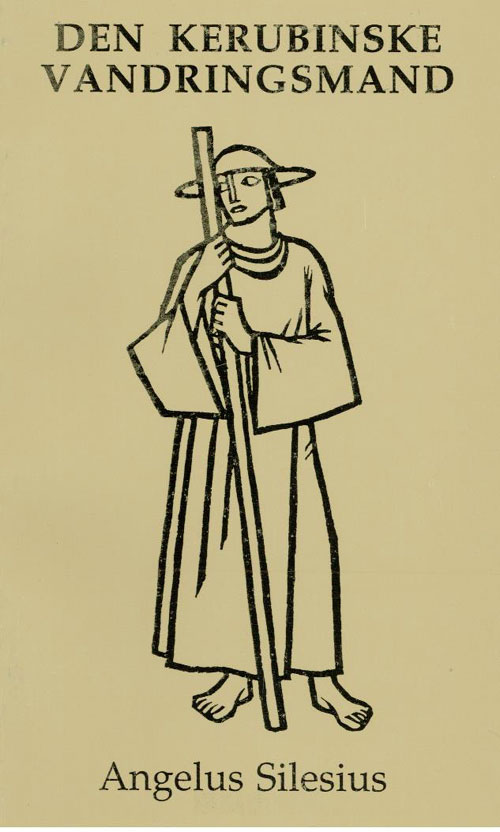 N/A – Den kerubinske vandringsmand på bog & mystik