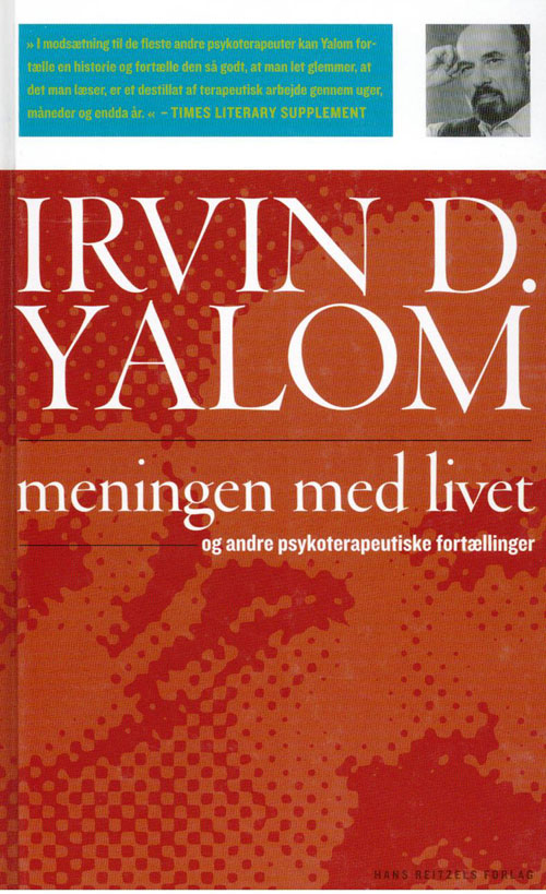 N/A – Meningen med livet og andre psykoterapeutiske fortællinger på bog & mystik