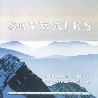 N/A – Sky walks - fønix musik på bog & mystik