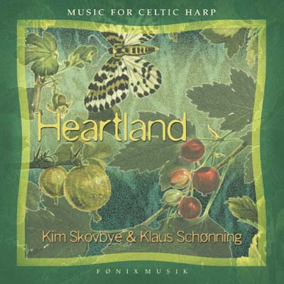 N/A – Heartland - fønix musik på bog & mystik