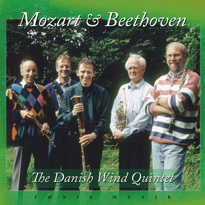 Mozart & beethoven  - fønix musik fra N/A fra bog & mystik
