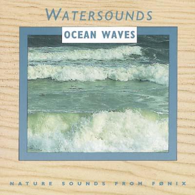 N/A Ocean waves - fønix musik fra bog & mystik
