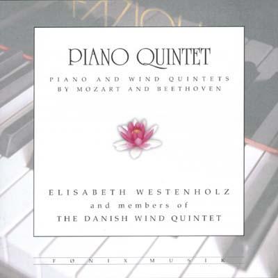 N/A Piano quintet -  fønix musik fra bog & mystik
