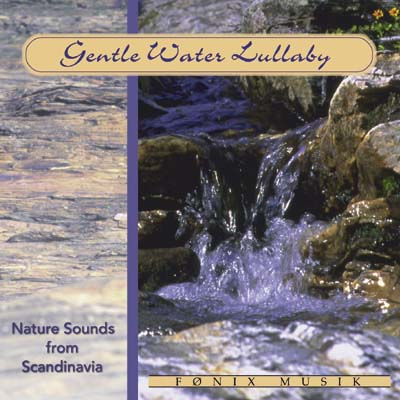 N/A Gentle water lullaby - naturlyde - fønix musik fra bog & mystik