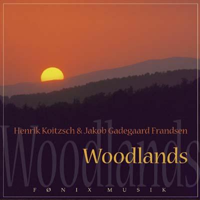 N/A Woodlands - fønix musik på bog & mystik