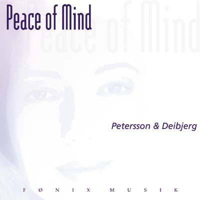 Peace of mind - fønix musik fra N/A fra bog & mystik
