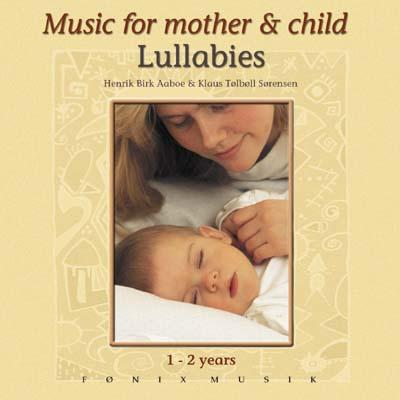N/A – Lullabies - 1-2 år - fønix musik på bog & mystik