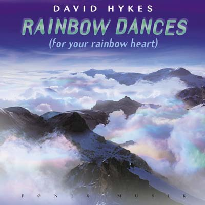Rainbow dance - fønix musik fra N/A fra bog & mystik