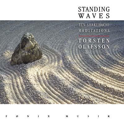 N/A – Standing waves - fønix musik på bog & mystik