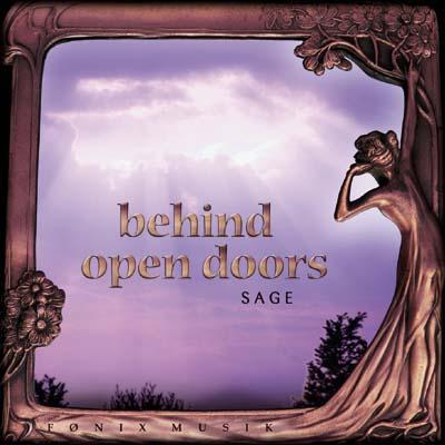 N/A – Behind open doors - fønix musik på bog & mystik