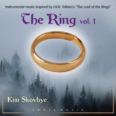 The ring vol 1 - fønix musik fra N/A på bog & mystik