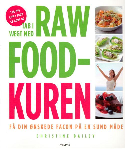 Tab i vægt med Rawfood kuren