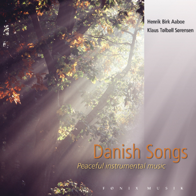 N/A – Danish songs - fønix musik på bog & mystik