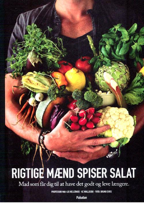 Rigtige mænd spiser salat