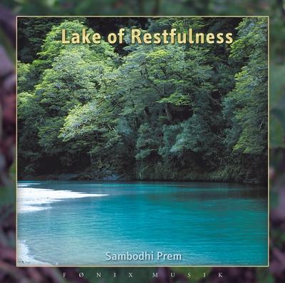 Lake of restfulness - fønix musik fra N/A på bog & mystik
