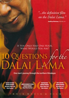 Image of 10 Questions for the Dalai Lama