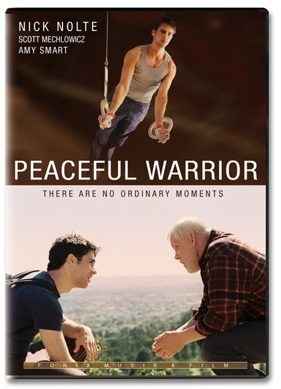 N/A – Peaceful warrior på bog & mystik