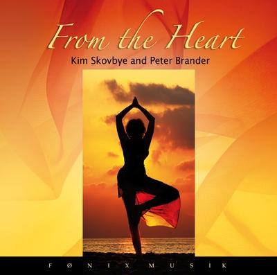 N/A From the heart - fønix musik på bog & mystik
