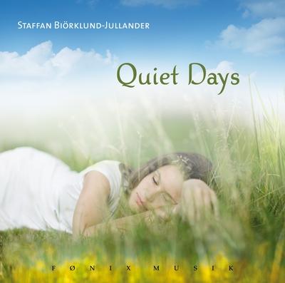 N/A Quiet days - fønix musik på bog & mystik