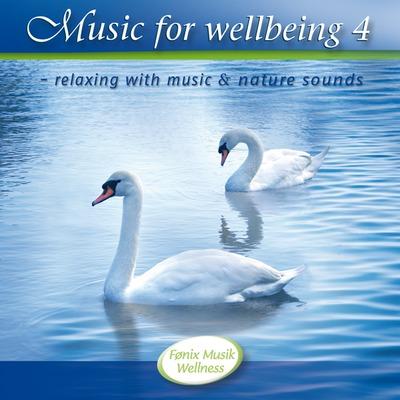 N/A Music for wellbeing 4 - fønix musik på bog & mystik