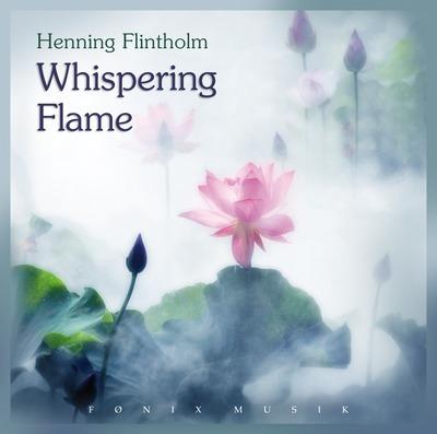 N/A Whispering flame - fønix musik fra bog & mystik
