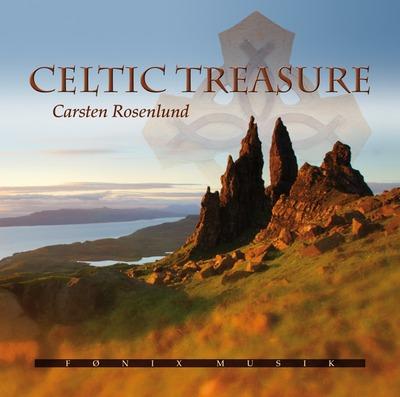Celtic treasure - fønix musik fra N/A fra bog & mystik
