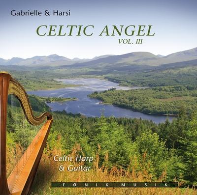 Celtic angel 3 - fønix musik fra N/A på bog & mystik