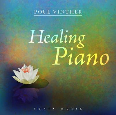 Healing piano - fønix musik fra N/A fra bog & mystik