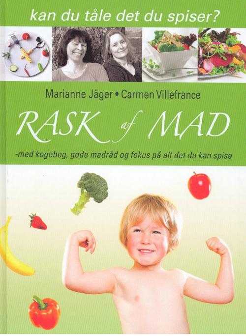 N/A Rask af mad på bog & mystik
