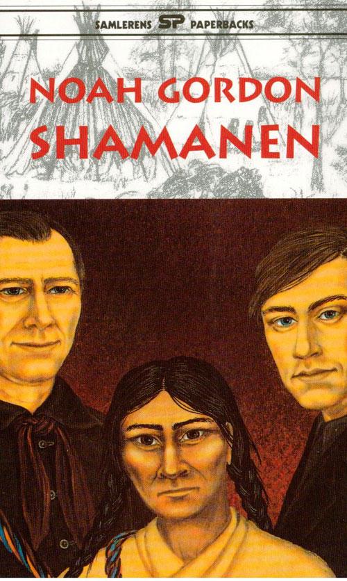 Shamanen fra N/A på bog & mystik