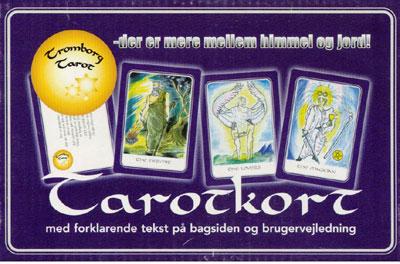 N/A – Tromborg tarotkort på bog & mystik