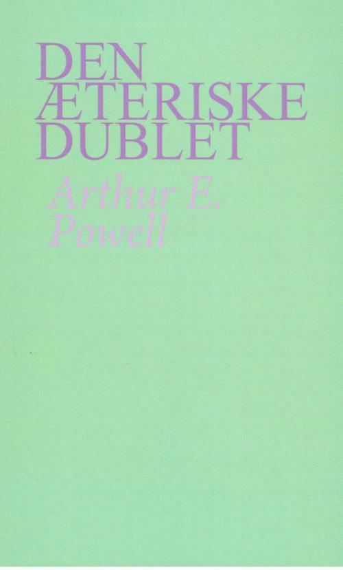 Image of   Den æteriske Dublet