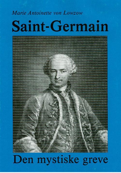 Saint-germain fra N/A på bog & mystik