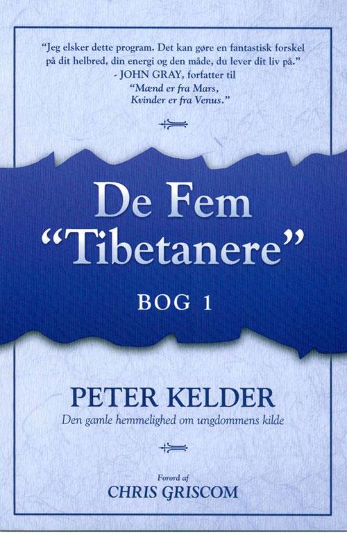 N/A De fem tibetanere - 1 fra bog & mystik