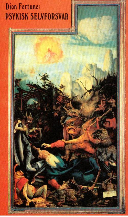 N/A Psykisk selvforsvar på bog & mystik