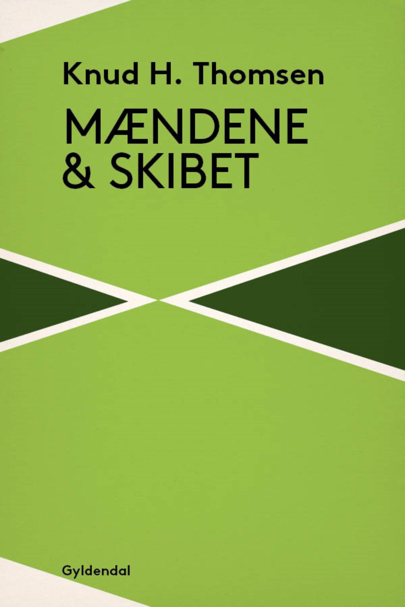 Mændene og skibet - e-bog fra N/A fra bog & mystik