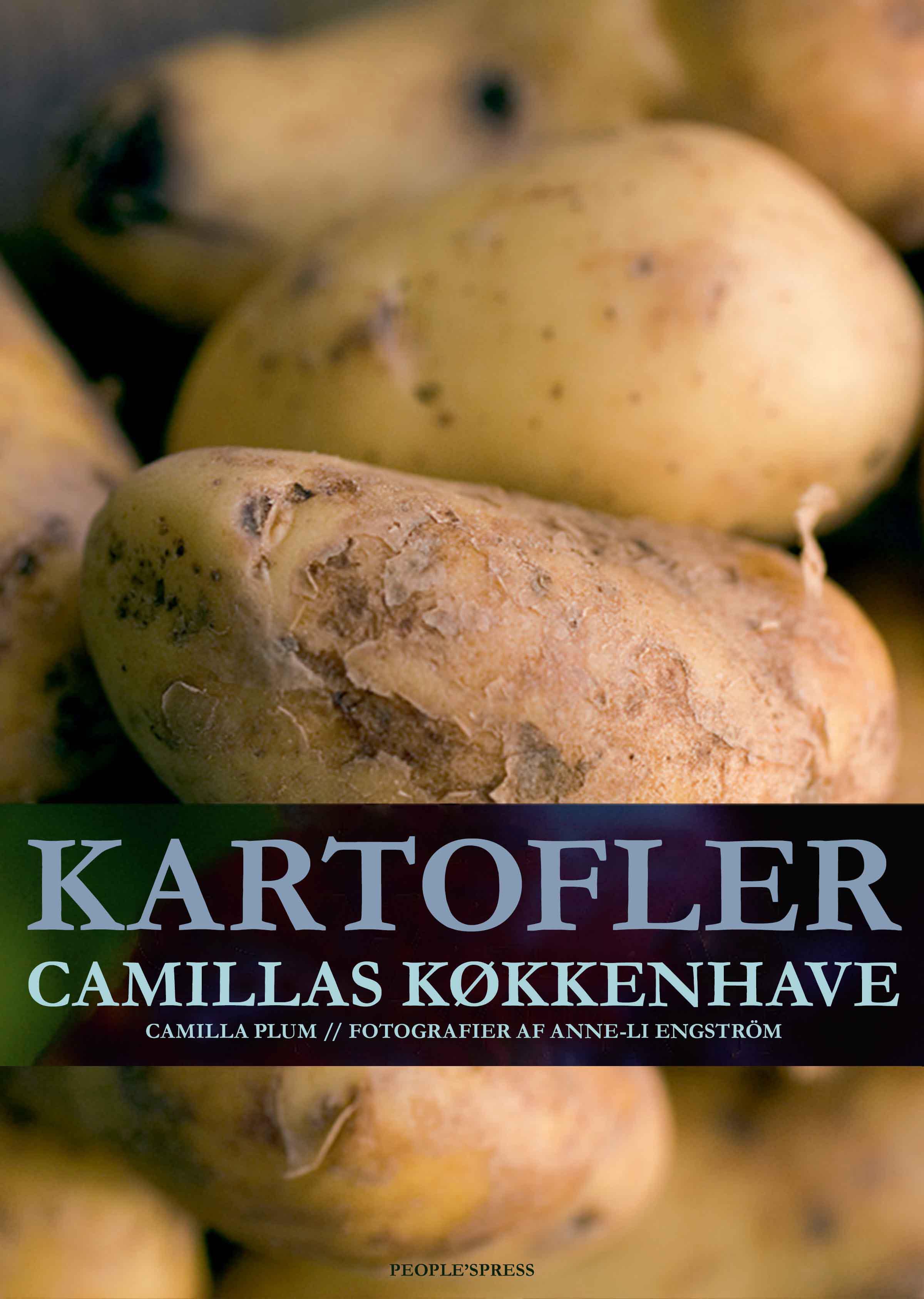 N/A Kartofler - camillas køkkenhave - e-bog på bog & mystik