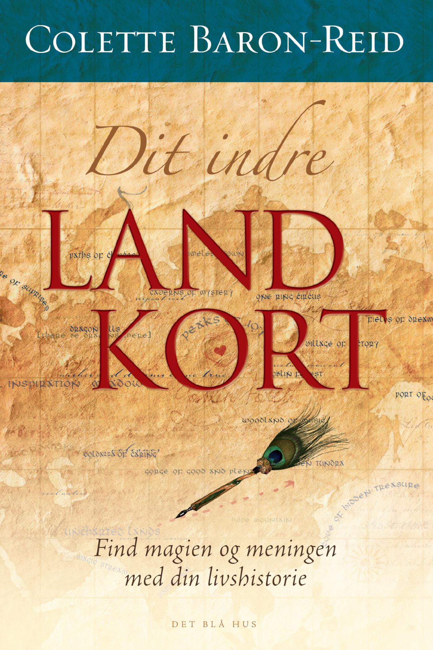 N/A – Dit indre landkort - e-bog fra bog & mystik