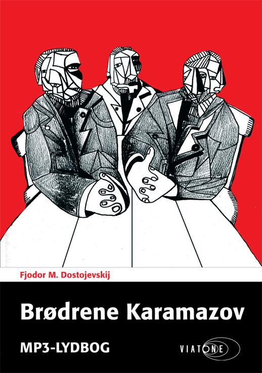 Image of   Brødrene Karamazov - E-lydbog
