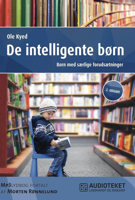 N/A De intelligente børn 2. udgave - e-lydbog på bog & mystik