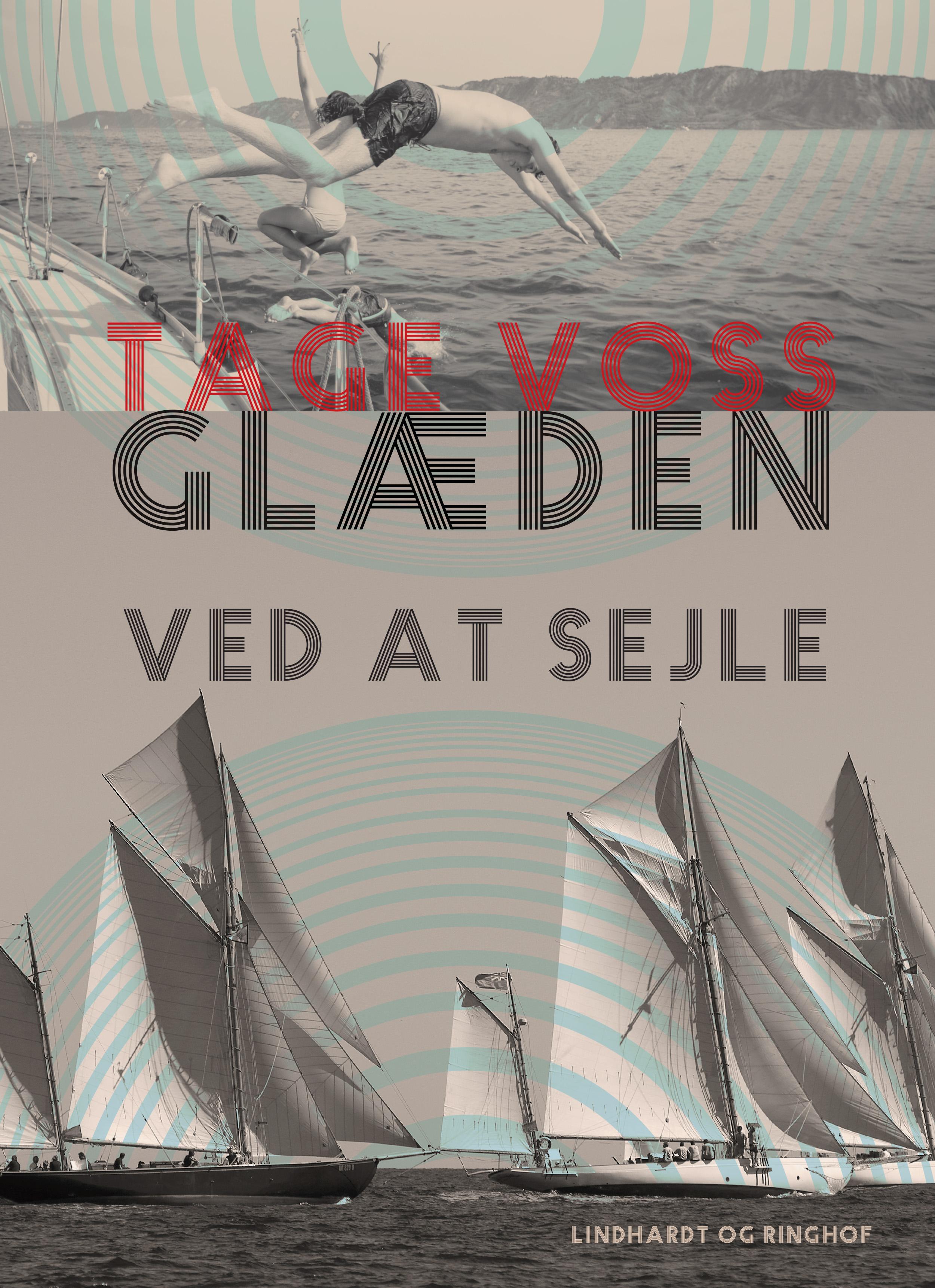 Glæden ved at sejle - E-bog