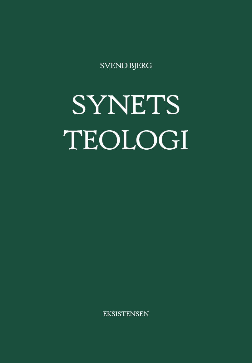 Image of   Synets teologi - E-bog
