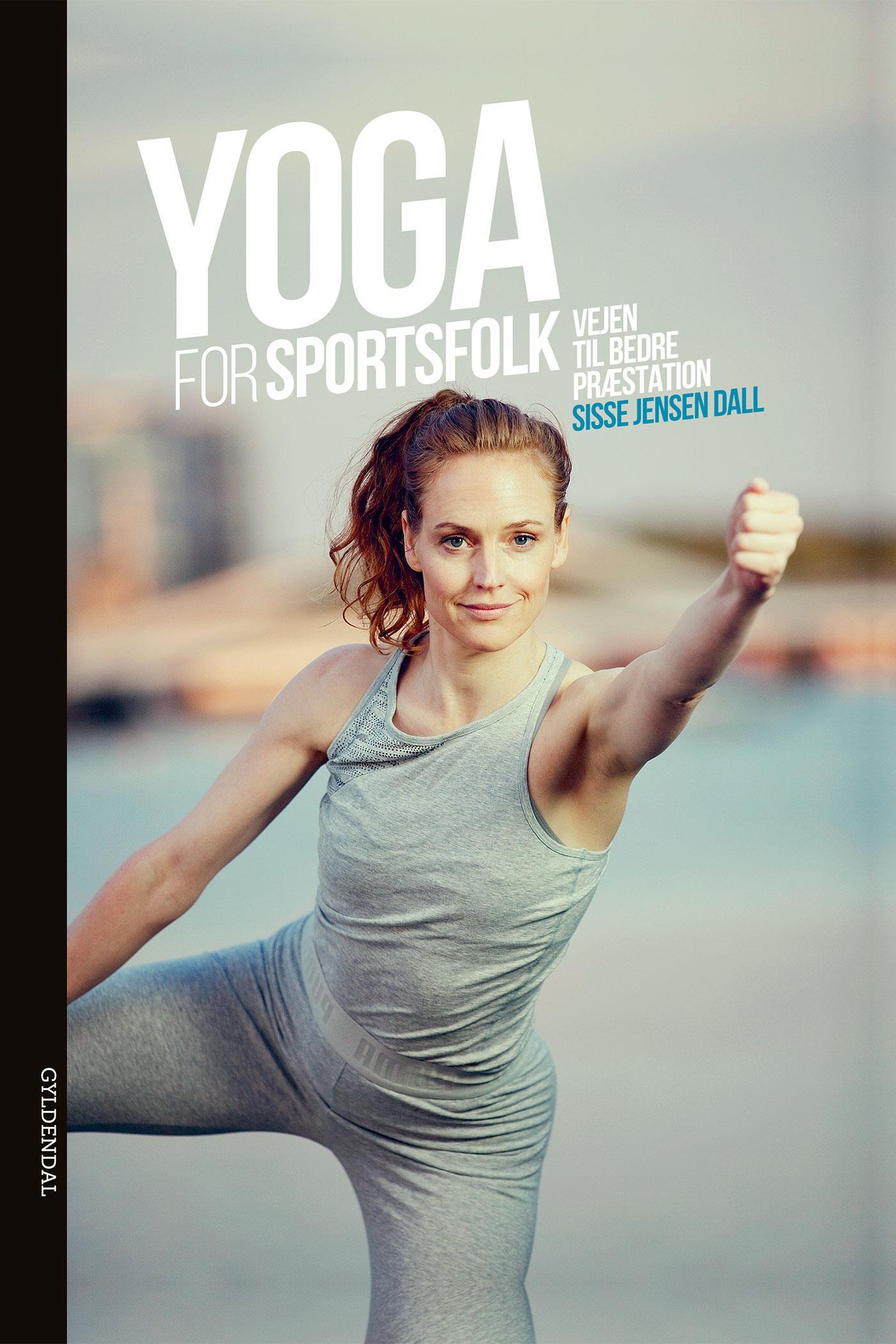N/A – Yoga for sportsfolk - e-bog fra bog & mystik