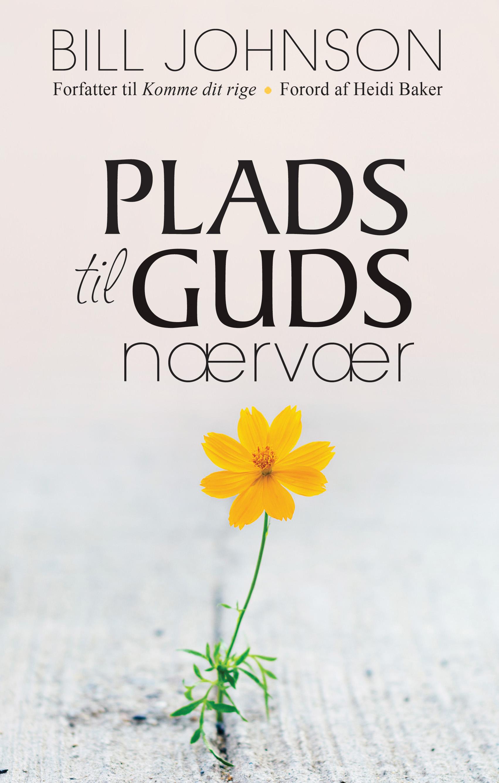 Plads til guds nærvær - e-bog fra N/A fra bog & mystik