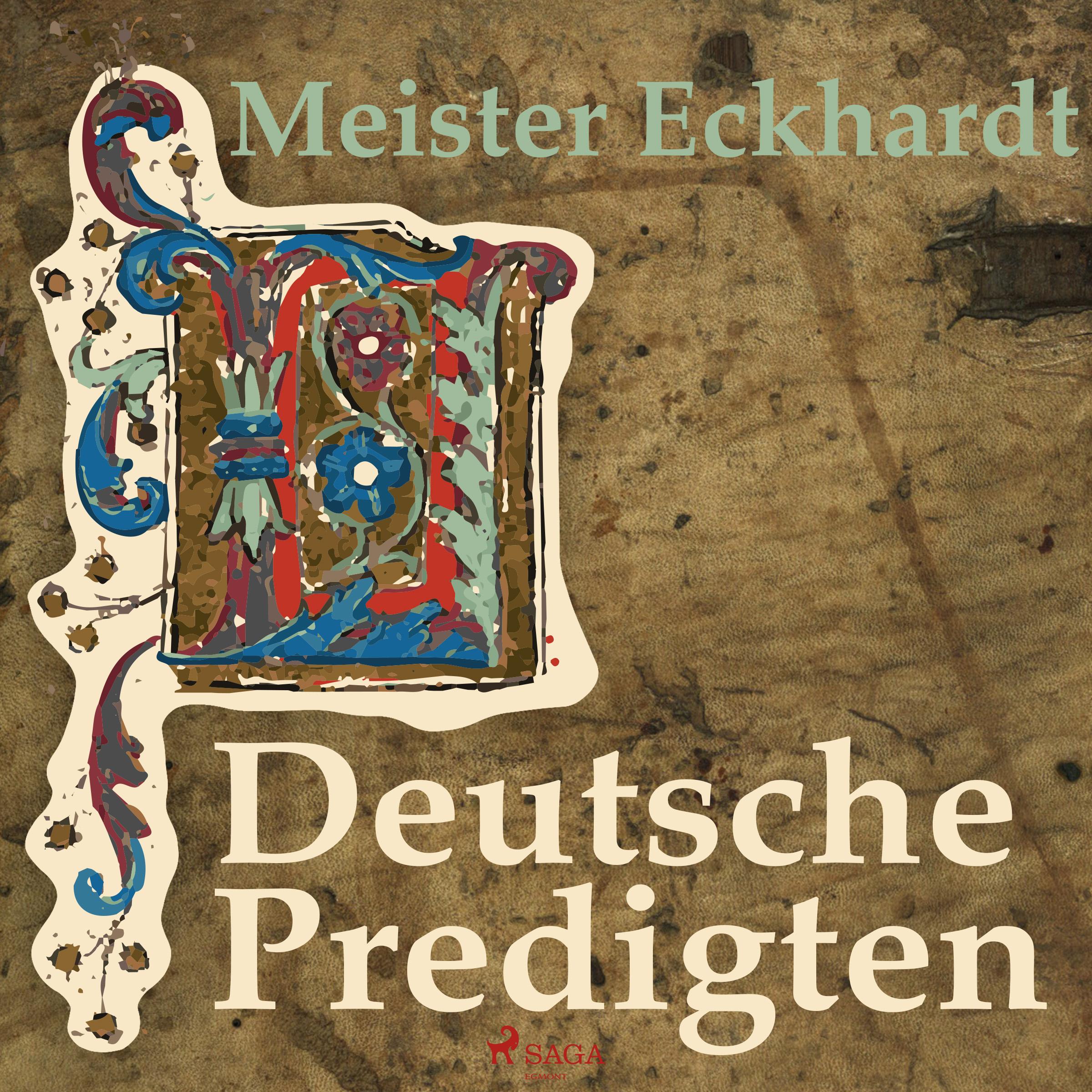 Deutsche Predigten - E-lydbog